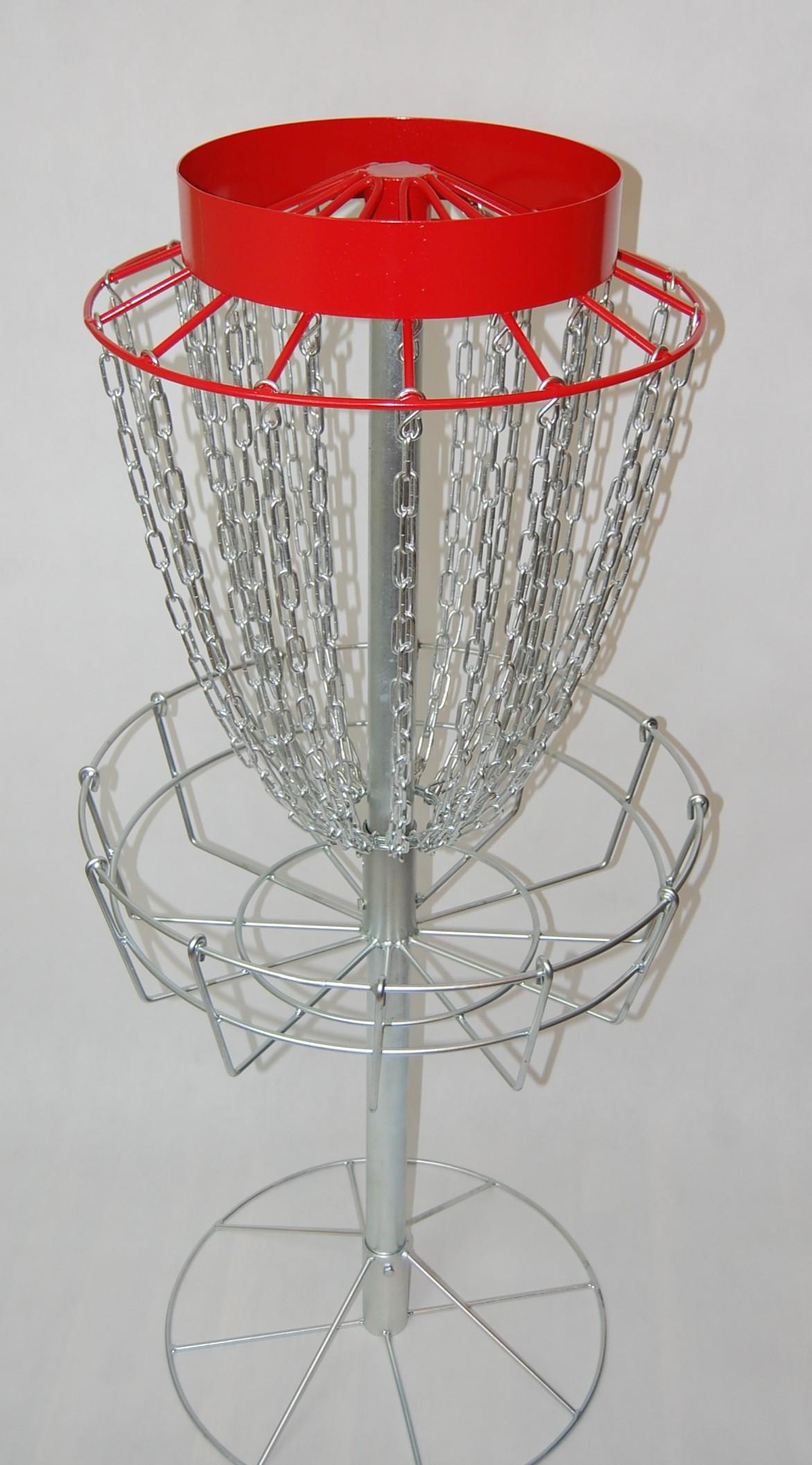 Cardinal Target (red) disc golf